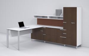 Allsteel Desks
