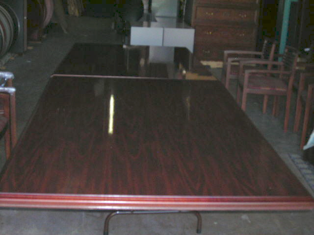 12′ X 4′ Rectangle Conference Table