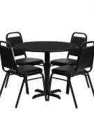 Break room chairs