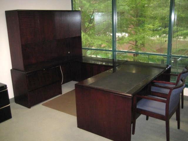 U Shape Desks