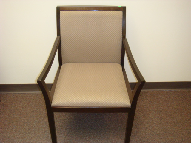 Geiger Side Chairs-tan Fabric