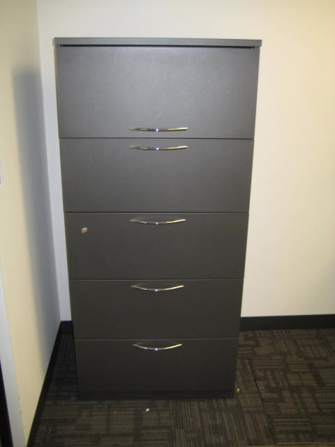Steelcase 30″ 5 Drawer Laterals