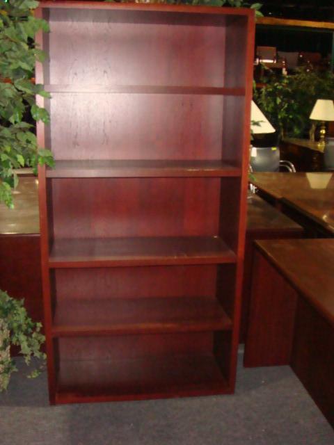 3'W X 6'H Bookcase