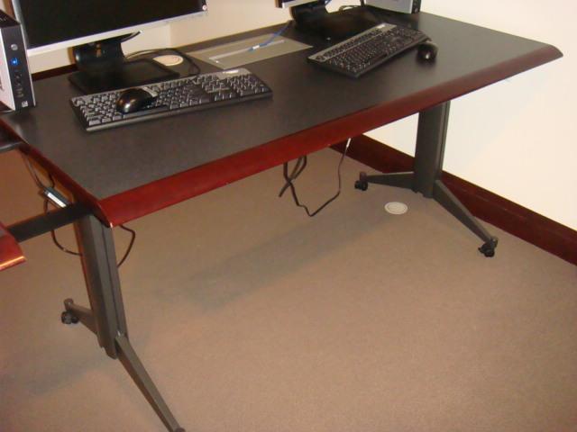 60″ X 30″ Training Tables