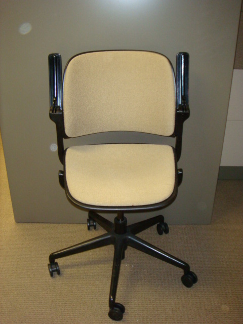 steelcase task chair used office furniture dallas