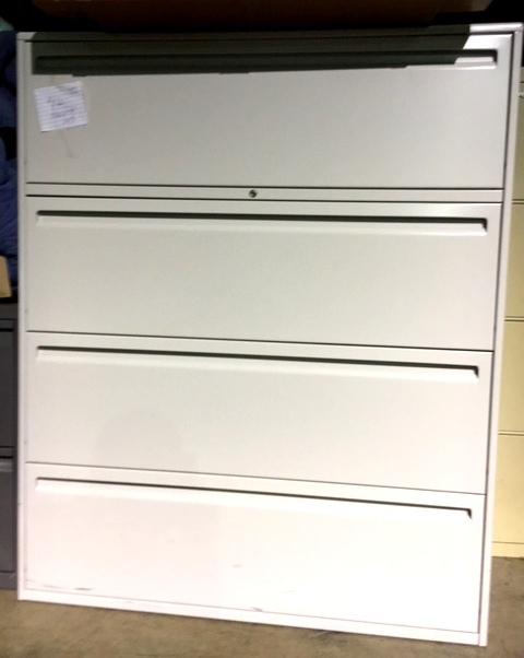 Haworth 4 Drawer Laterals