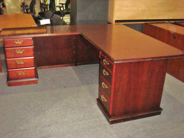 Indiana Desk L Shape Desk