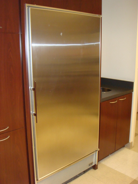 Subzero Stainless Steel Refrigerator