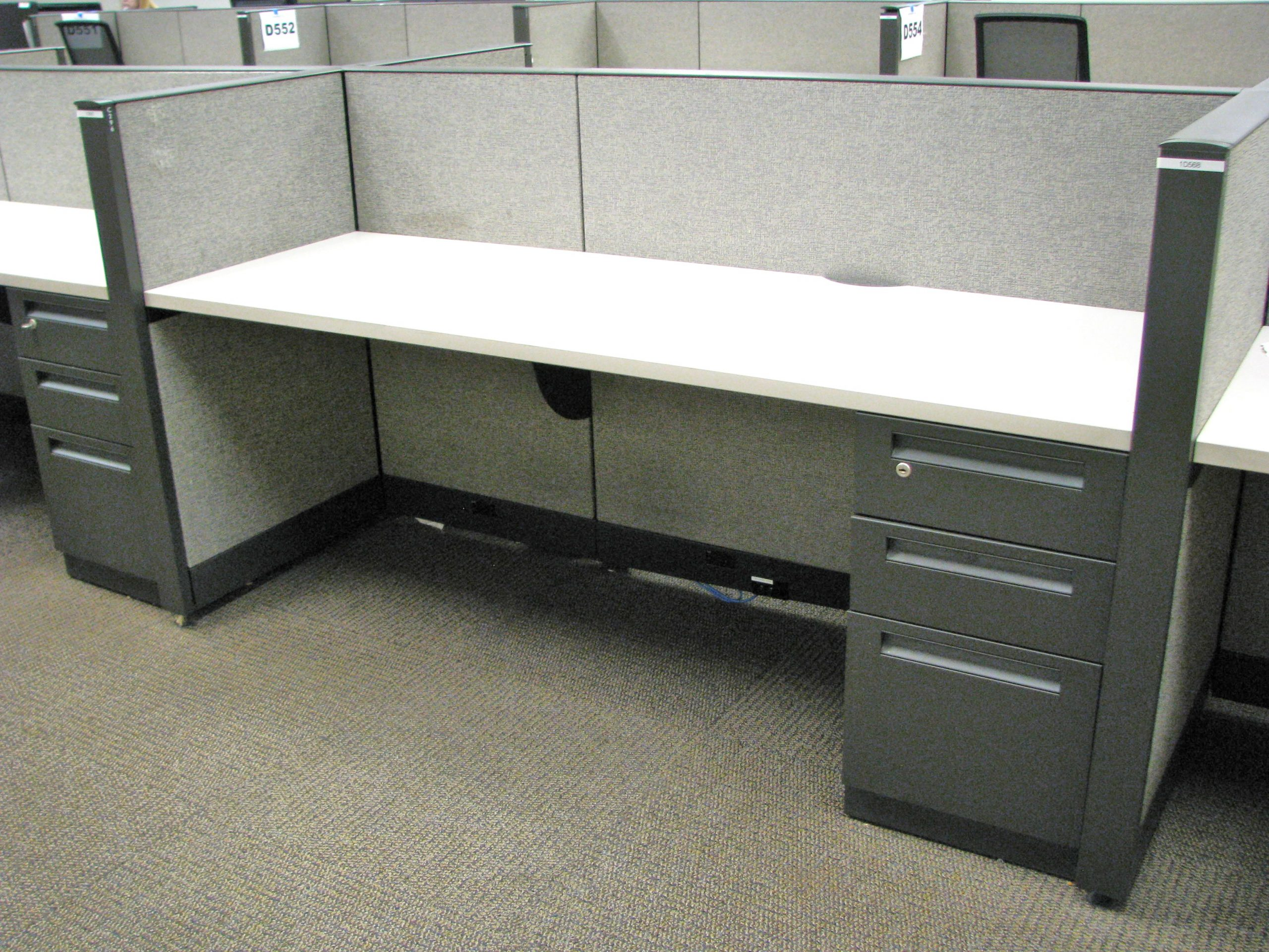6′ X 2′ X 42″H Answer Stations