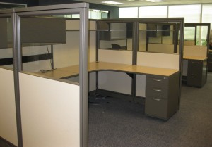 Used Glass Cubicles