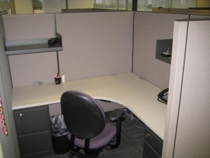 Secondhand Office Cubicles
