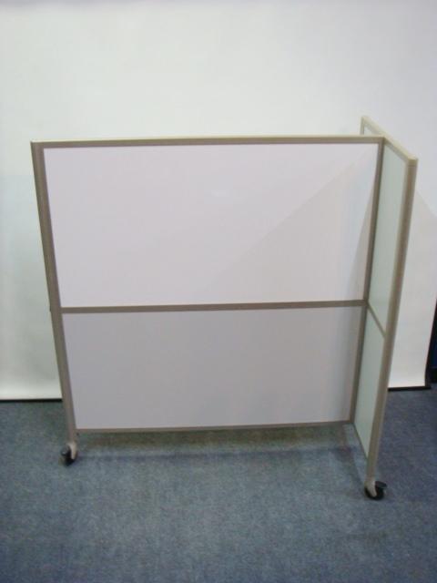 Mobile Dry Erase Board Divider