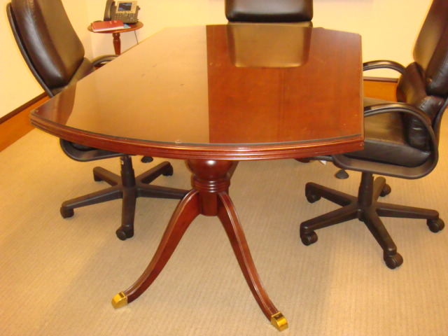 60 X 42″ Cherry Conference Table