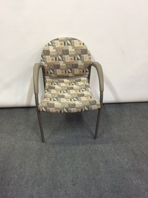 Allsteel Tolleson Stack Chair