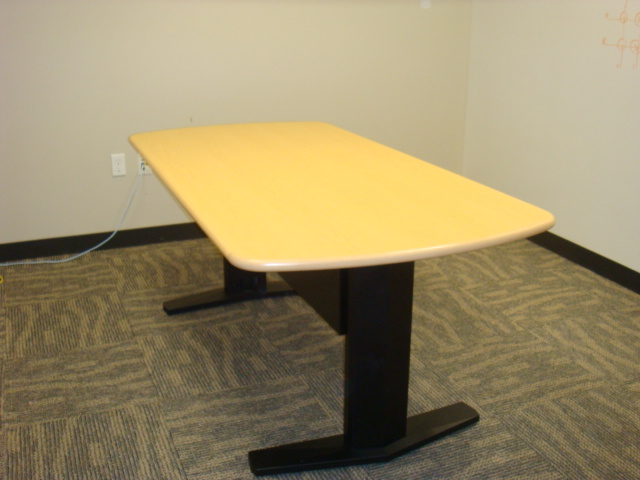 6′ X 3′ Maple Conference Table