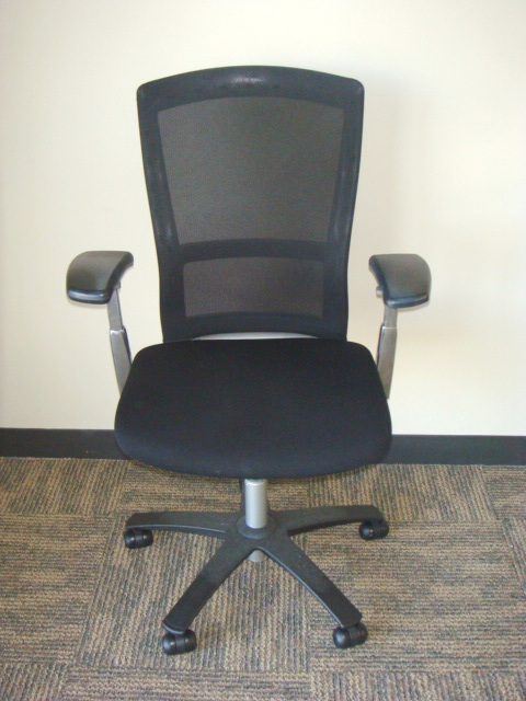 Knoll Life Chair-mesh Back