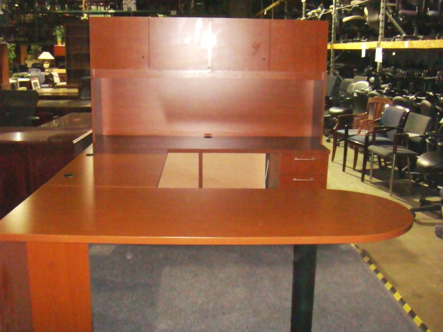 National Bullet Top U Shape W/hutch