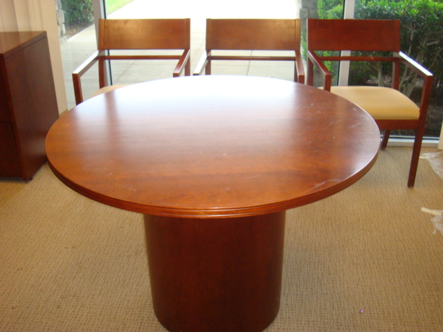 OFS 42″ Round Conference Table