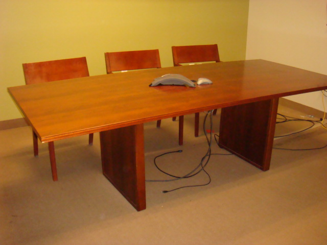 8′ X 42″ Rectangular Conference Table