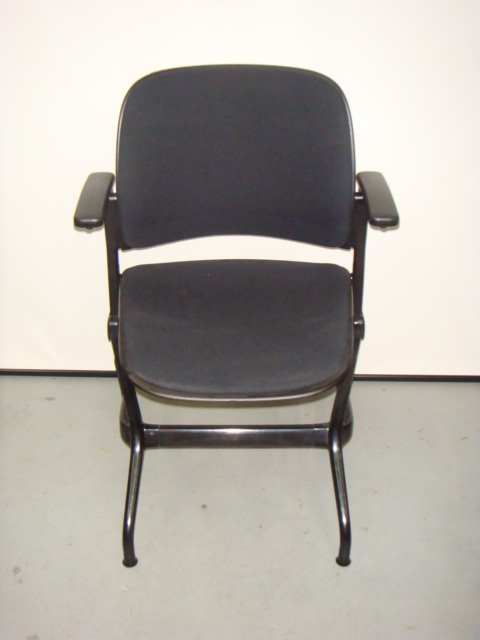 "Steelcase ""Cachet"" Stack Chair"