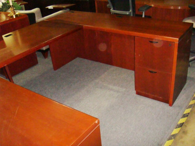 Steelcase U Shape Desk