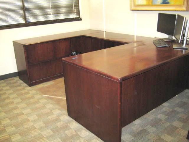 Hon U Shape Desk