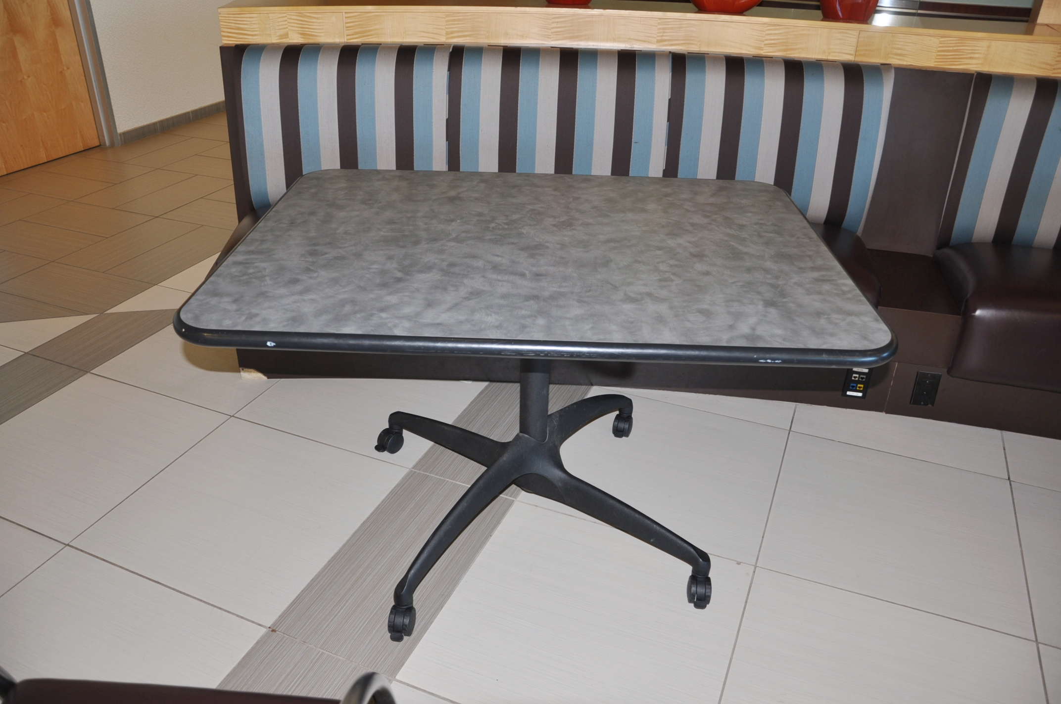 48″ X 36″ Break Room Table