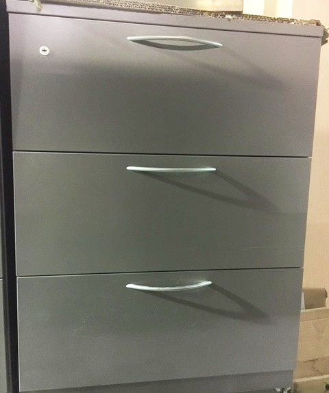 30″Wide 3 Drawer Lateral