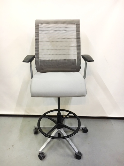 "Steelcase ""Think"" Drafting Stools"
