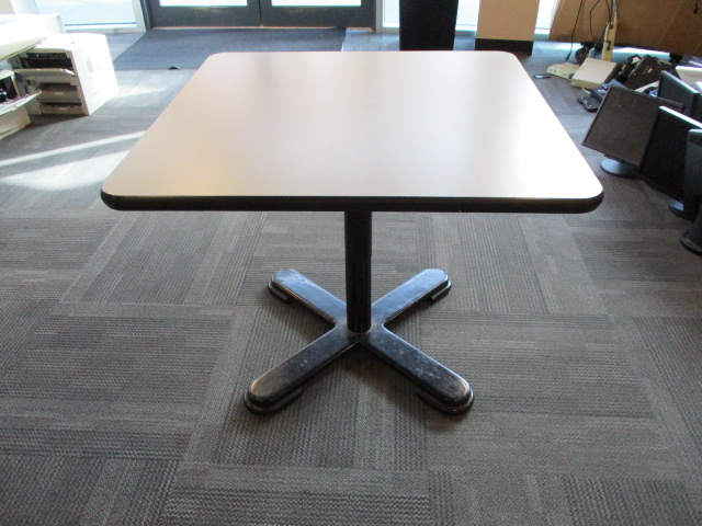 36″ Square Break Room Tables
