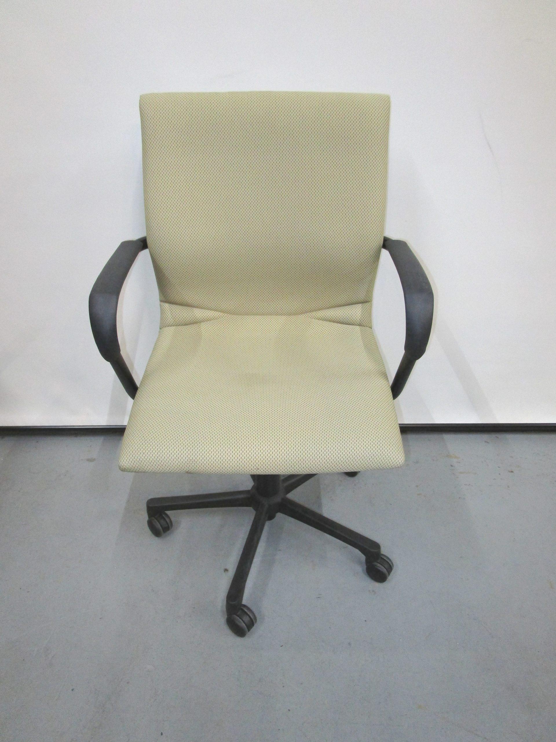 Steelcase Protégé Chair-tan Fabric