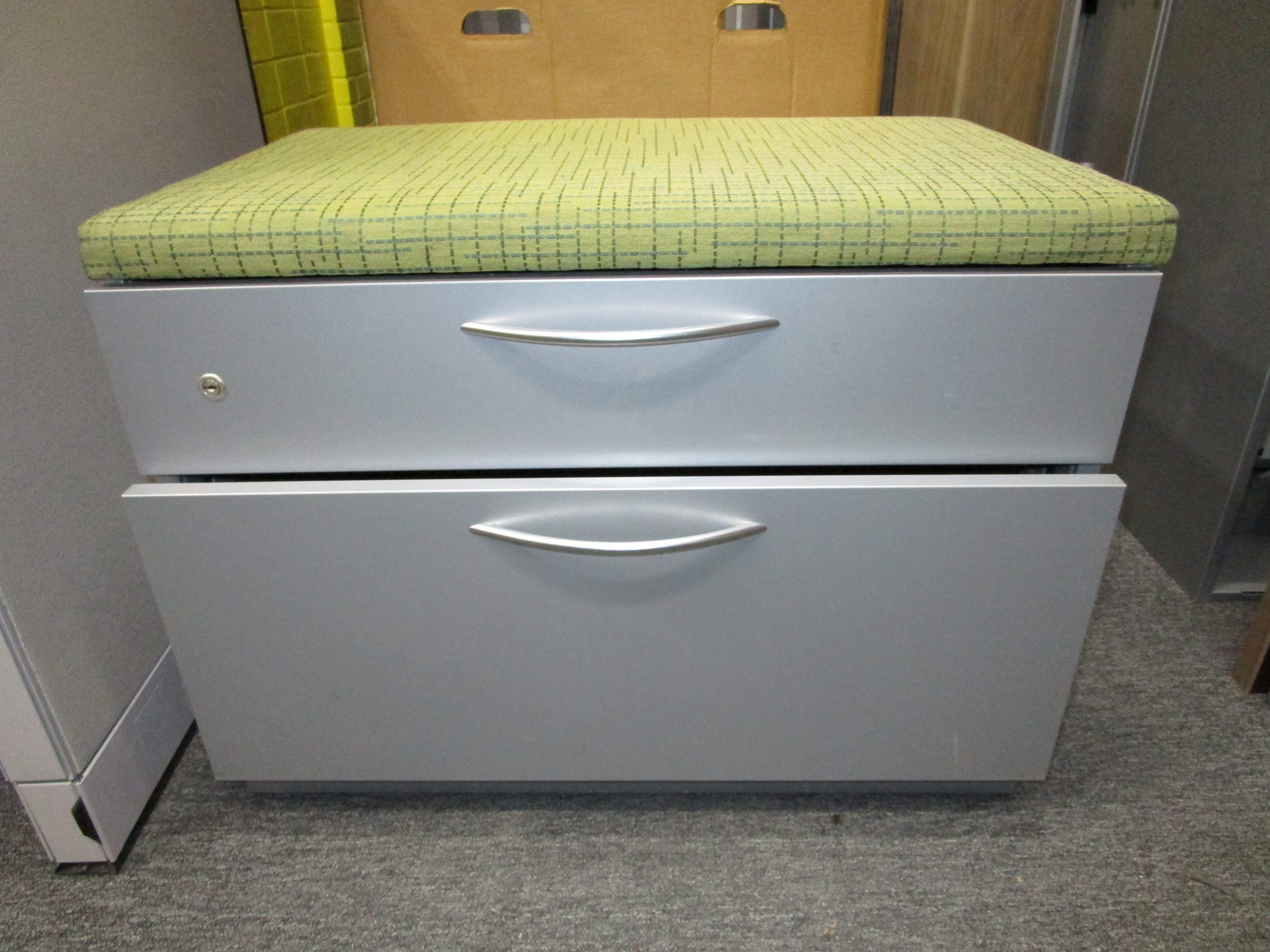 Cushion Top Box/File Lateral