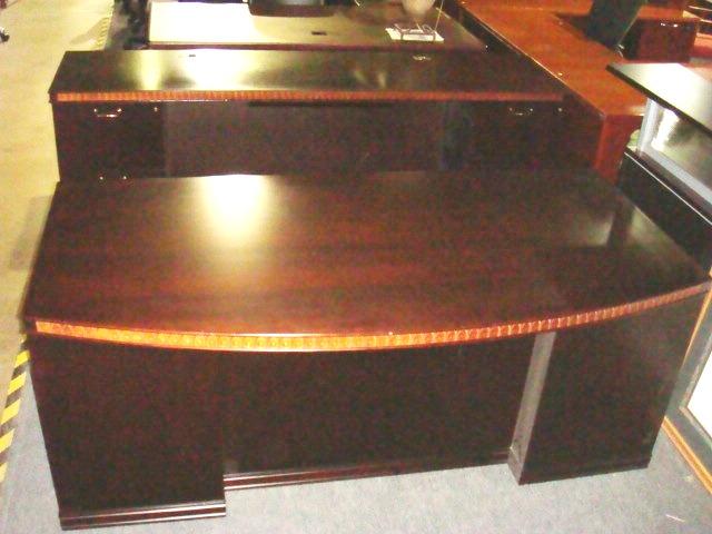 Desk & Credenza