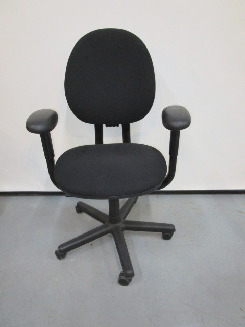 Steelcase Criterion High Back Chairs