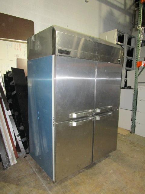 Hobart Stainless Steel Refrigerator