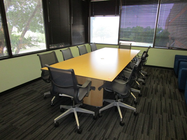 10′ X 4′ Maple Conference Table