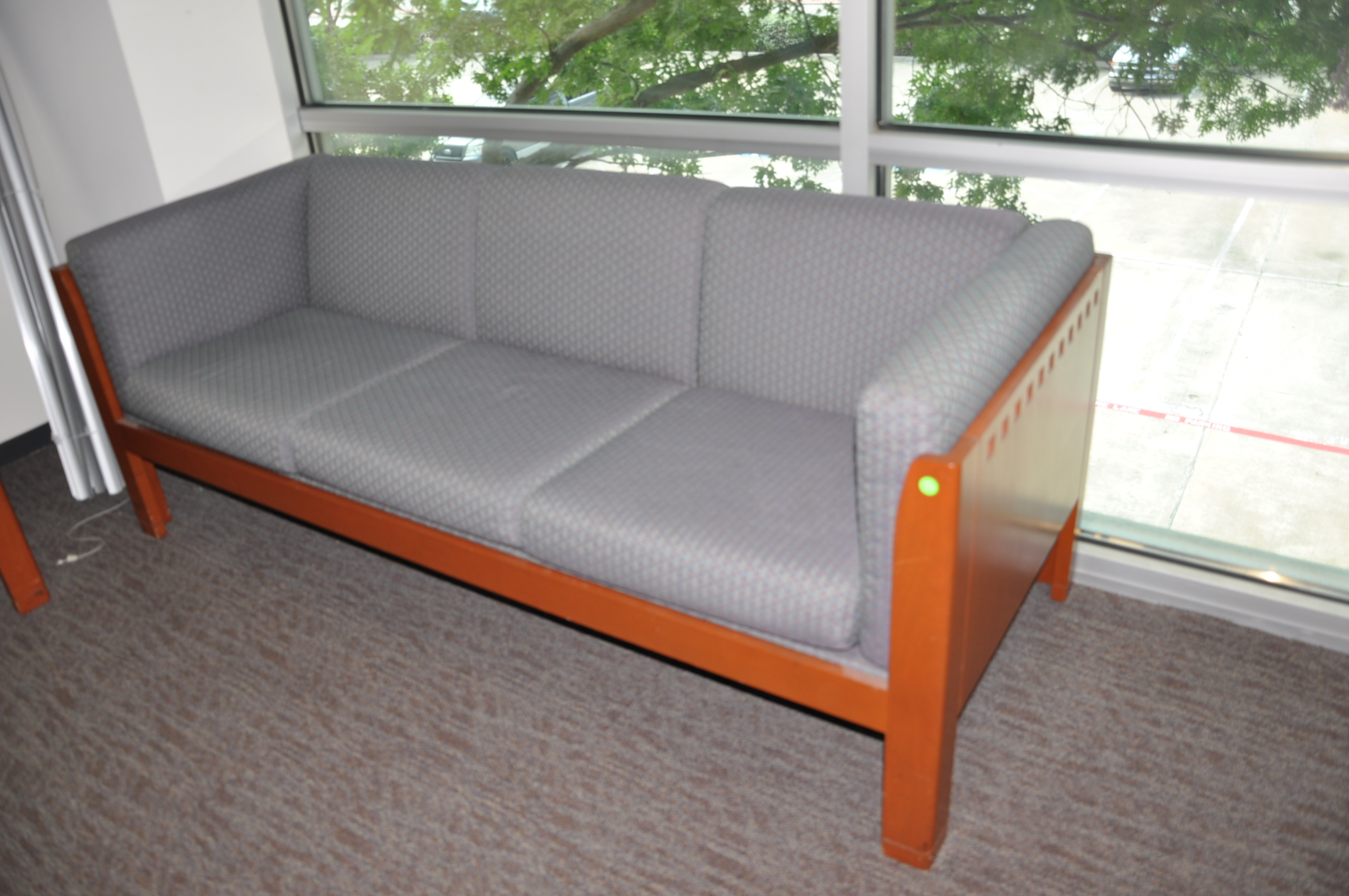 Cherry Frame Couch