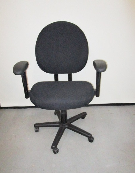 Steelcase Plus Size Criterion-Black