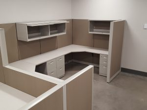 Steelcase Answer Cubicles Refurbished
