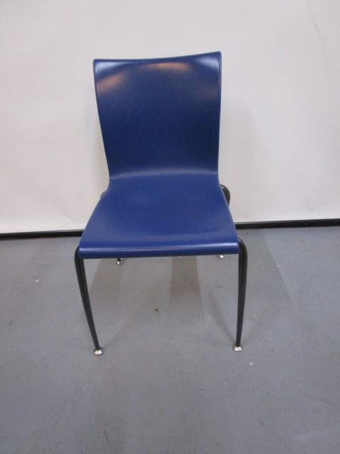 Blue Breakroom Chairs