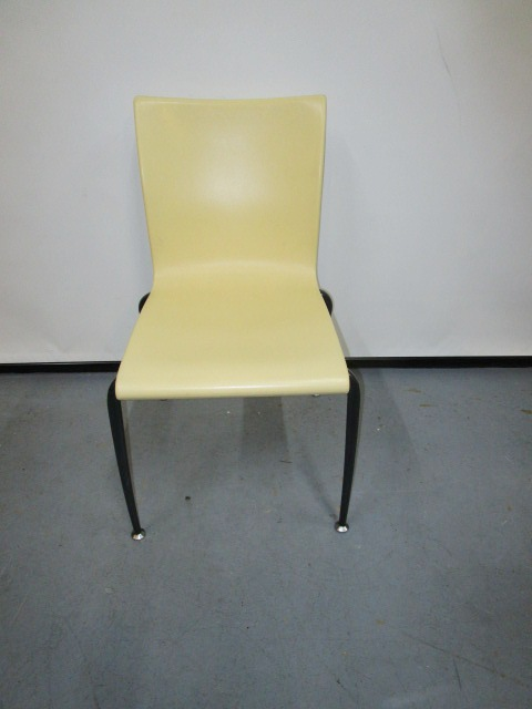 Yellow Breakroom Chairs