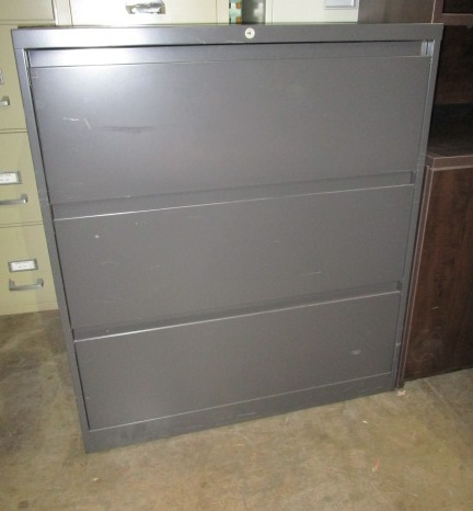 36″W 3 Drawer Lateral