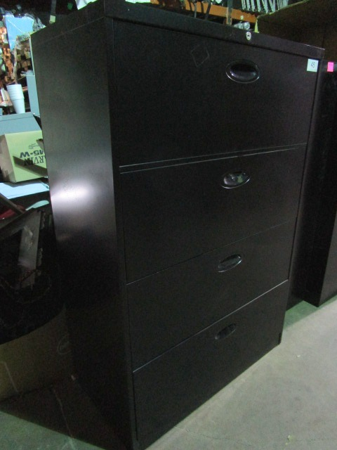 36″Wide 4 Drawer Lateral