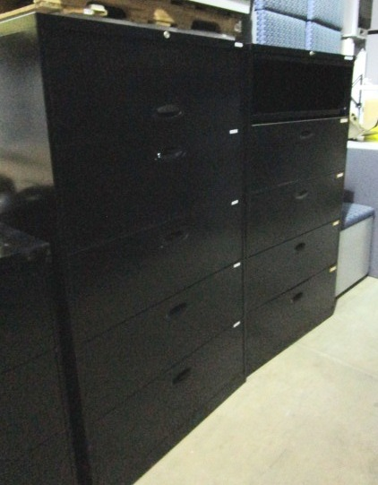 36″Wide 5 Drawer Lateral