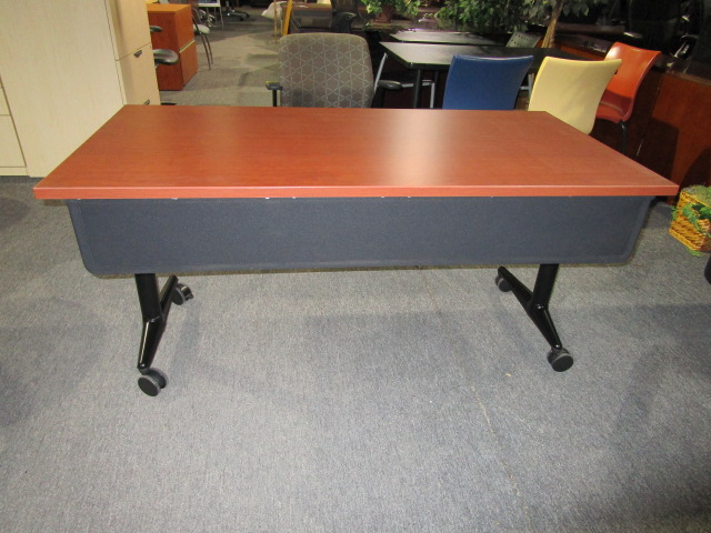 60″ X 30″ Mobile Training Table