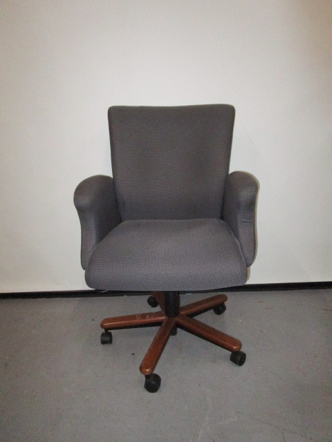 Gray Conference Chairs