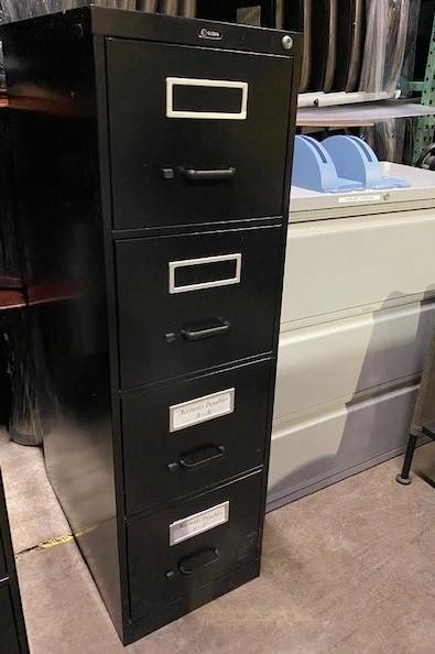 Vertical File Cabinet-letter Size