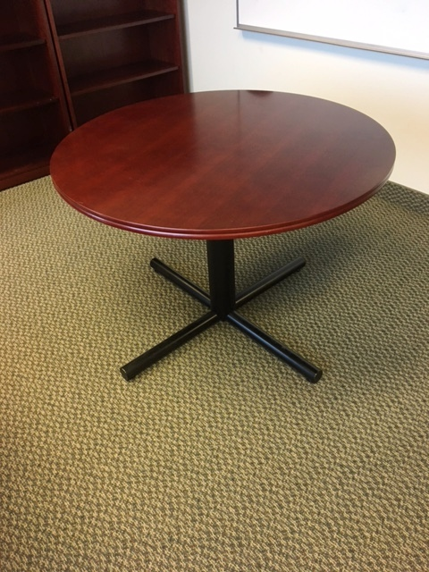 42″ Round Conference Table