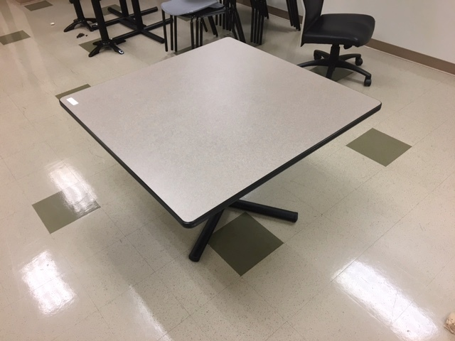 42″ Break Room Table