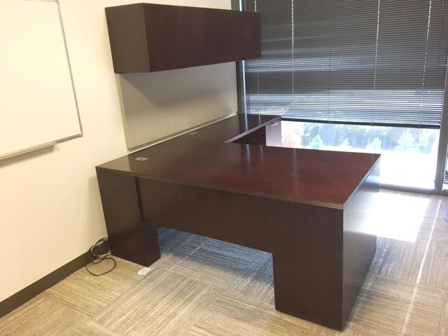 OFS L Shape Desk
